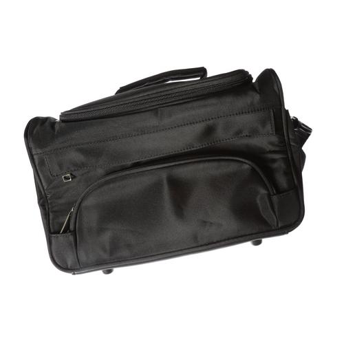 black hairdressing bag