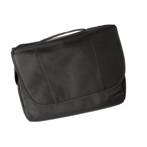 8107 - Black Holdall Bag
