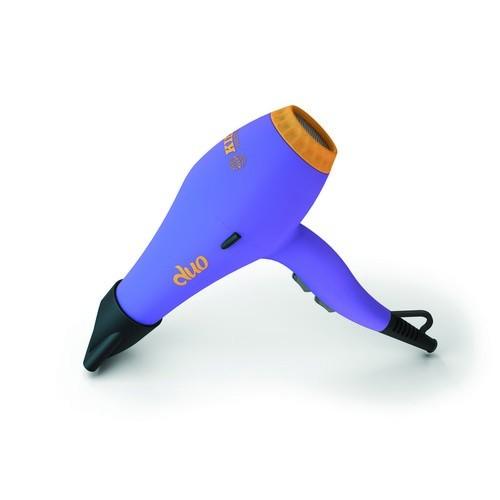 8305P-O - Kiepe duo Hair Dryer - Purple & Orange