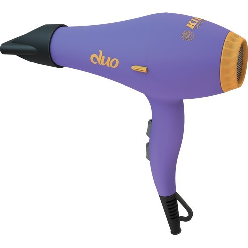 8305P-O - Kiepe duo Hair Dryer - Purple & Orange