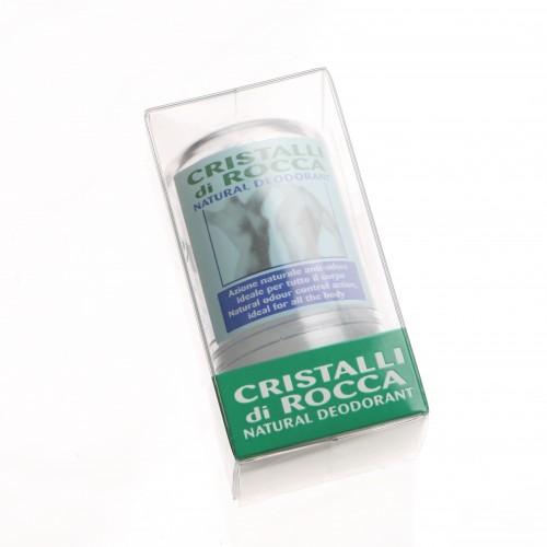 ACE335E - Cristalli di Rocca Natural Deodorant Stick - 60g