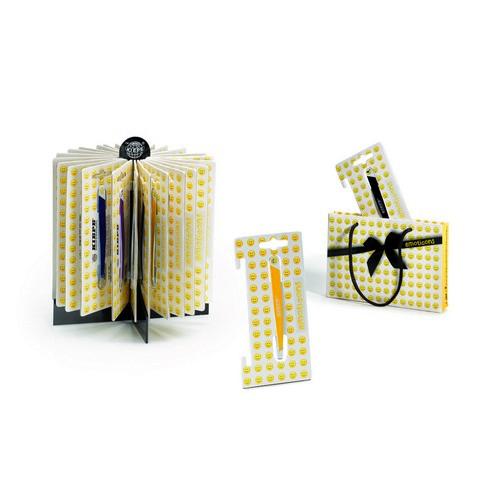 Kiepe B-140-150 emoticons tweezers retail stand