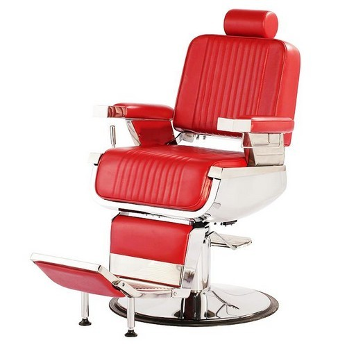BC182 Kensington Barber Chair - Red