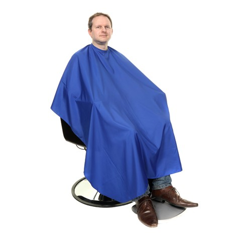 Barber Cape : Barber Chairs Barbers Cutting Capes Barbers Accessories Cut Throat ...