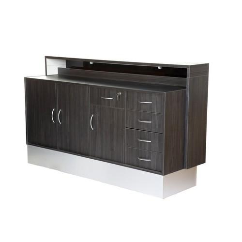 Monaco Reception Desk - T190 - Back