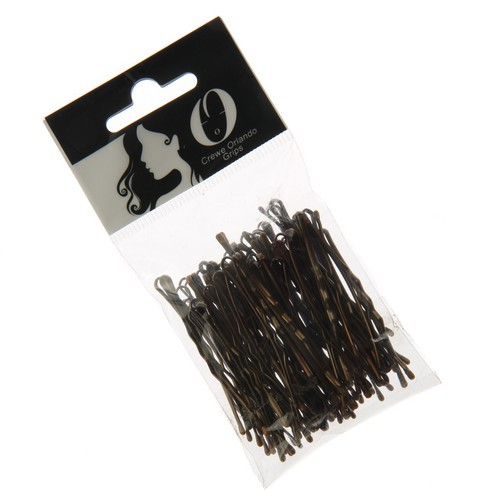 P723 - Crewe Orlando Grips - Brown Wavy - 72pcs